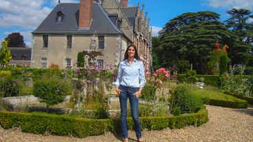 Chateau de Jallanges, Loire valley