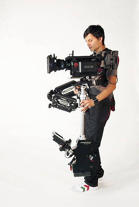 Bumblebee PRO 6, Basson Steady Camera stabilizer, max payload 9kgs