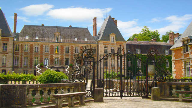 Chateau de Courances