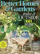 MAGAZINE  Better homes and gardens