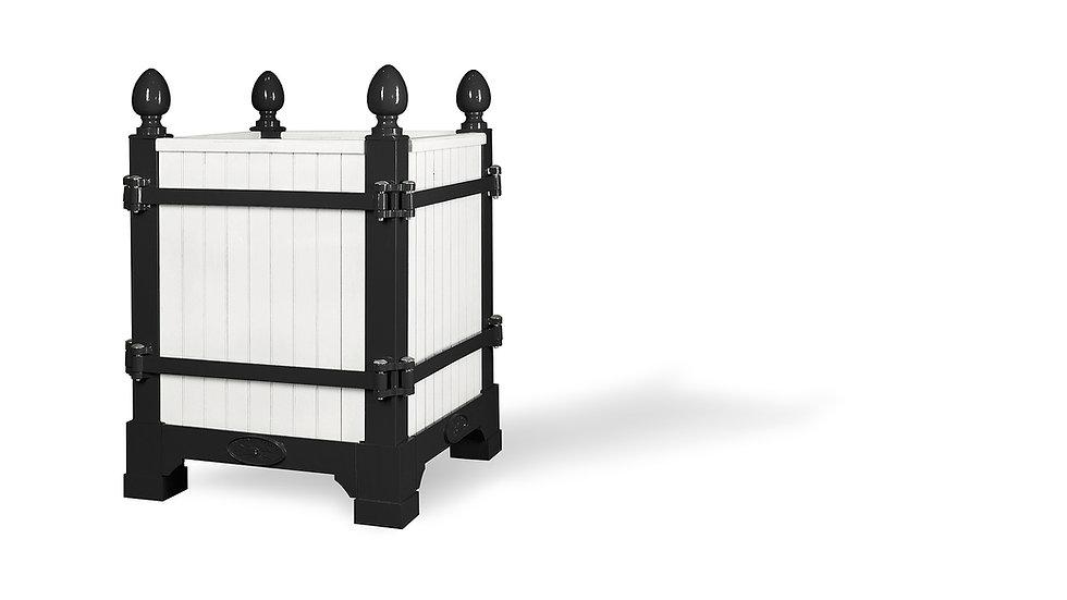 Noir & blanc, Coco Paris, Versailles planter - Planter boxes