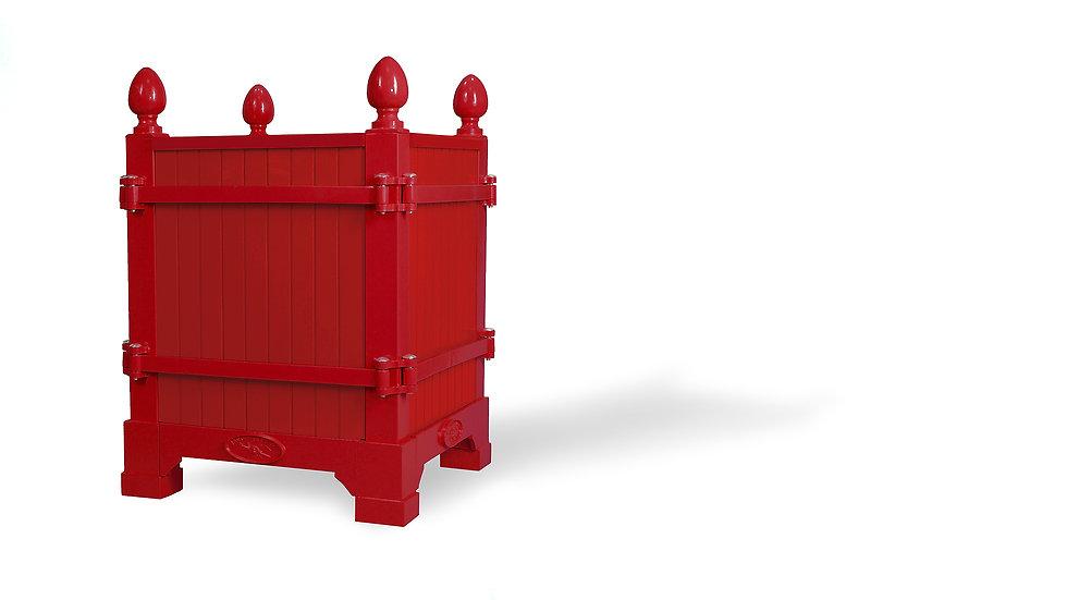 Red Fouquet's Champs-Élysées, Versailles planter - Planter boxes