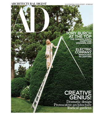 MAGAZINE ARCHITECTURAL DIGEST