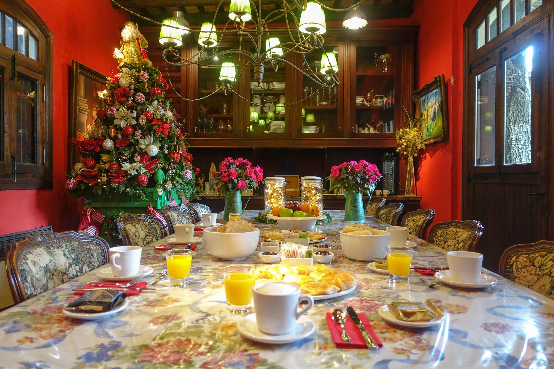 Haras de Charme breakfast
