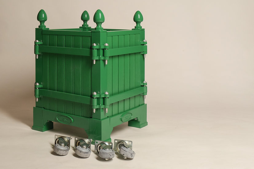 Set of 4 wheels for Versailles planter - Planter boxes, Accessory