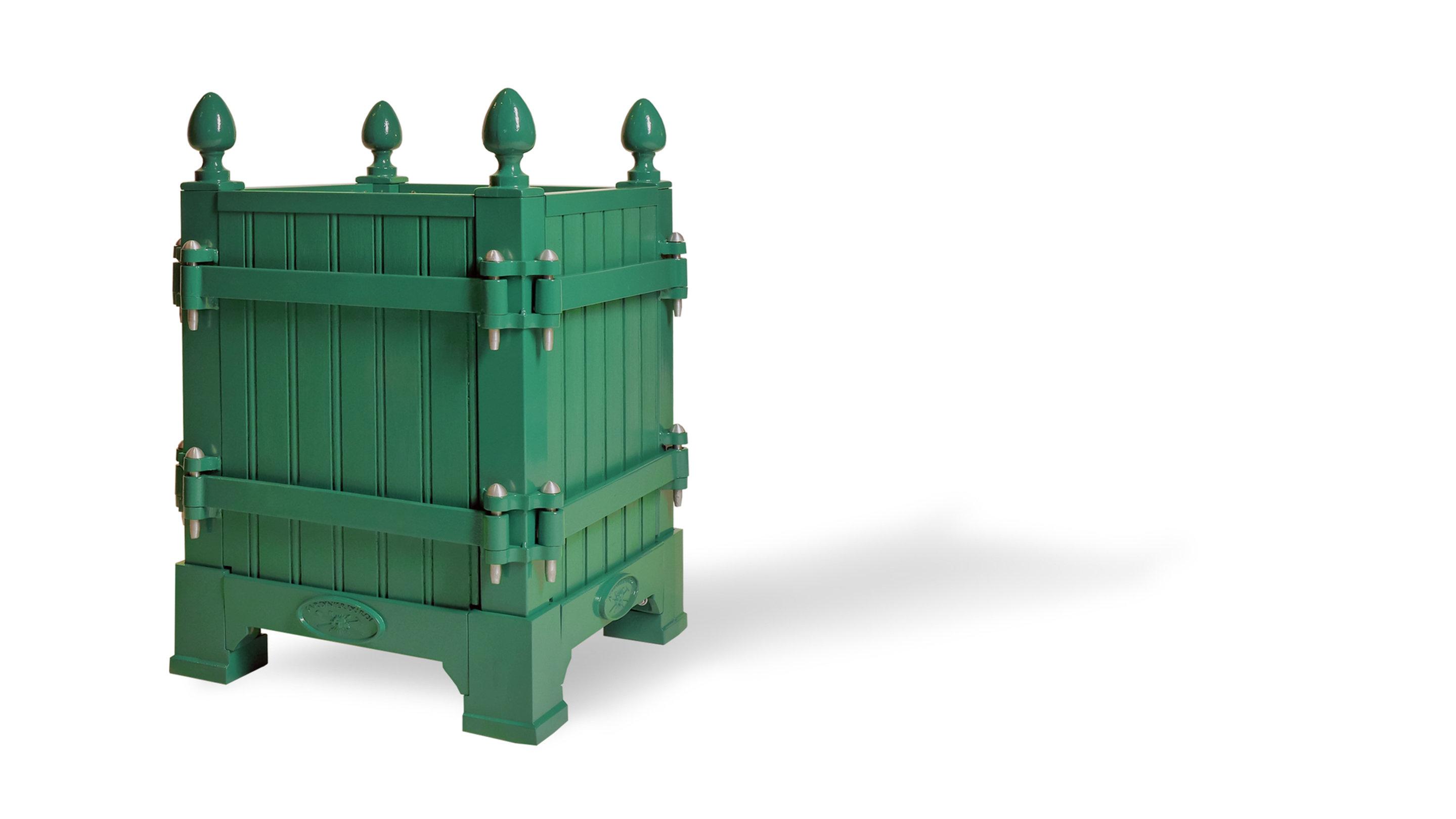 Planter Dans Une Caisse En Bois vert l'orangerie château de versailles, versailles planter - planter boxes