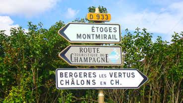 Route Touristique de Champagne Epernay