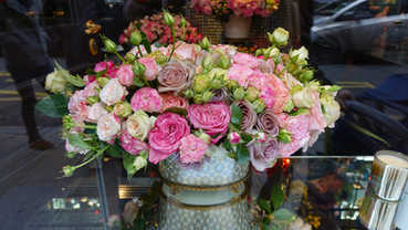 Dani Roses, Hotel Costes flower boutique