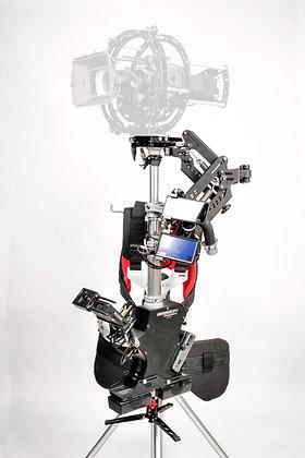 SILVERARROW HYBRID READY, Basson Steady Camera stabilizer, payload 6kgs-16,5kgs