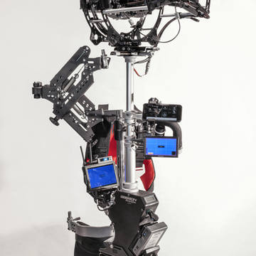 NEW HYBRID Basson Steady 8 axis camera stabilizer
