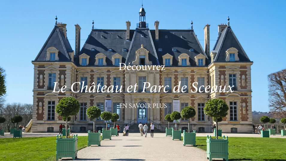 Chateau et Parc de Sceaux