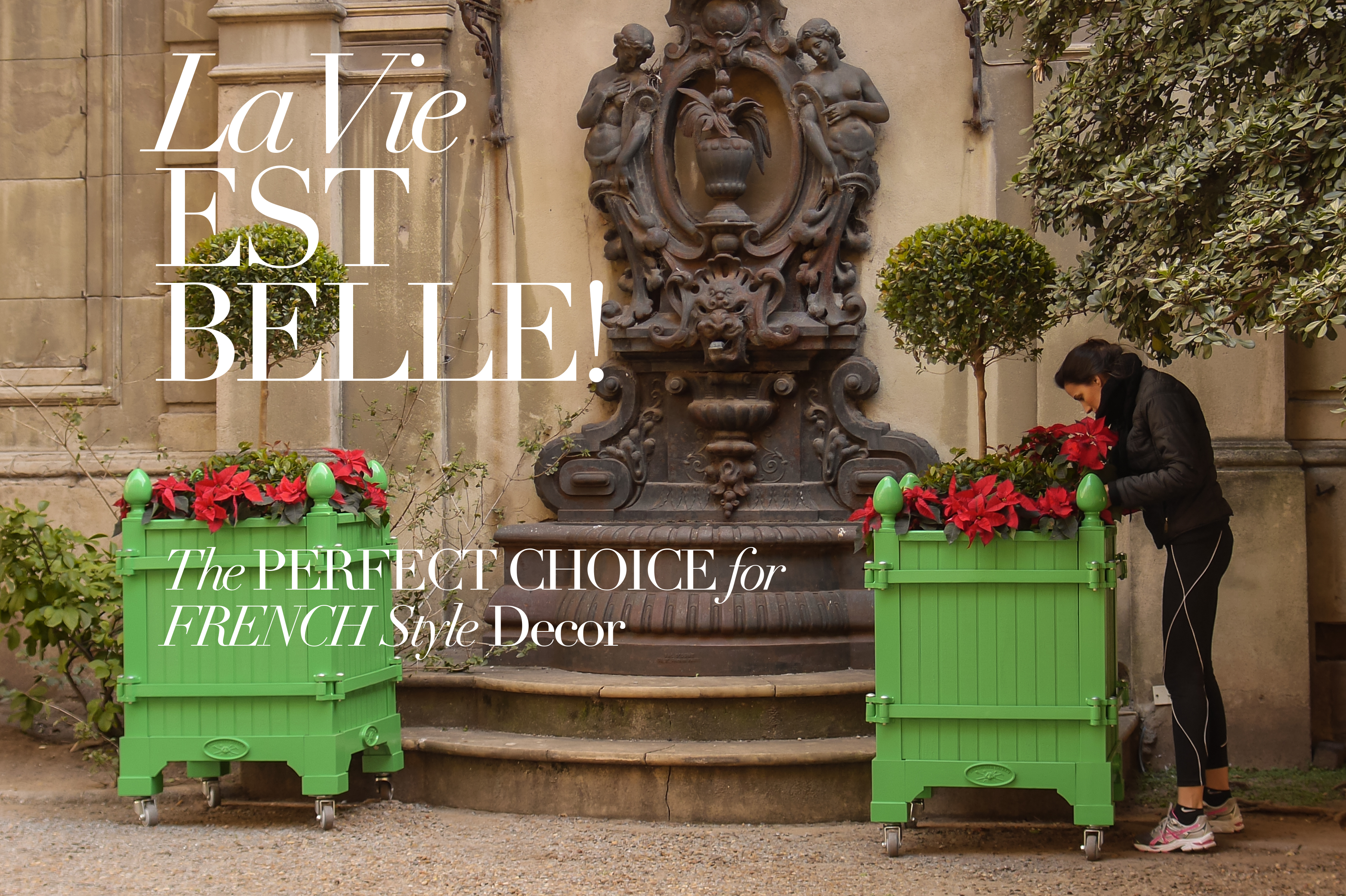 Versailles planter, French Planters,