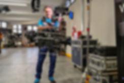 camera stabilizer-operator-basson-steady