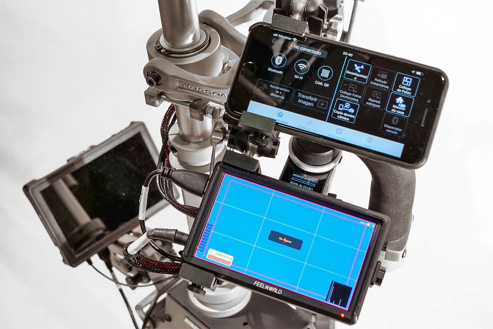 Best camera stabilizer for Red and ARRI Alexa digital cinema cameras