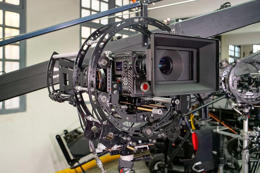 Best camera stabilizer for Red digital cinema cameras