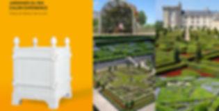 versailles planter chateau de villandry