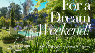 Haras de Charme boutique Hotel, For a dream weekend