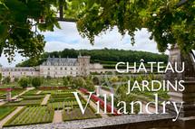 Château de Villandry, the art of gardens