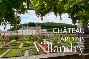 Château de Villandry, the art of gardens