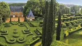 Les Jardins du manoir d'Eyrignac, Certainement le plus beau Jardin Français du Périgord