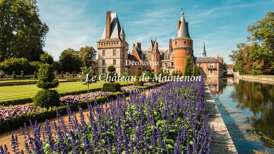 Chateau de Maintenon gardens