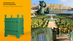 French Planters, Versailles planter