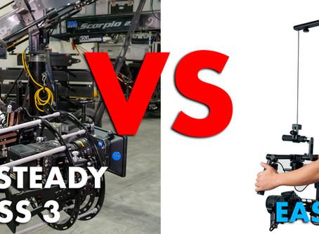 Easyrig vs wearable camera stabilizer