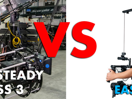 Easyrig vs wearable camera stabilizer