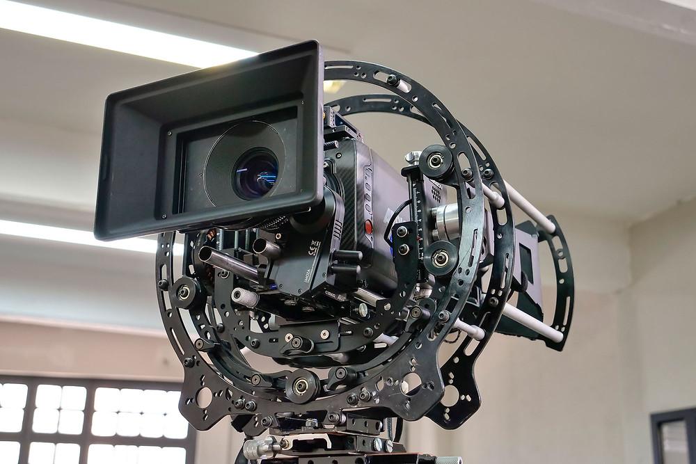 Best camera stabilizer for Red and ARRI Alexa mini digital cinema cameras