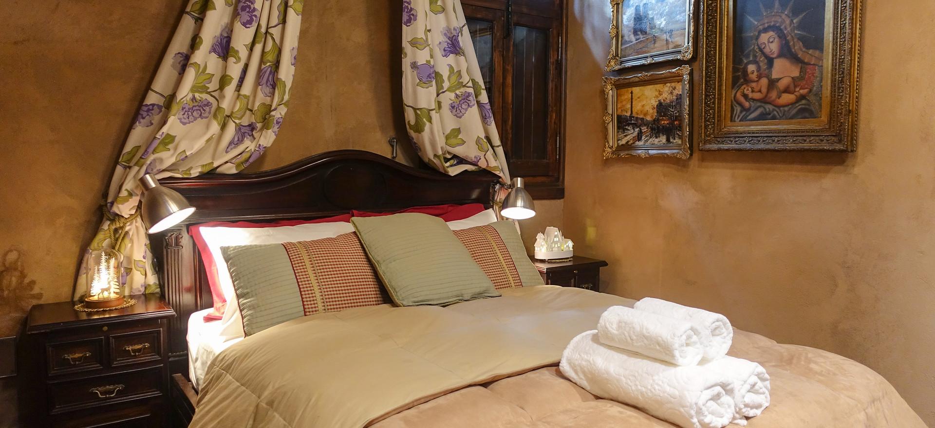 2 guests 26mts2 room + breakfast u$s 195 Por noche