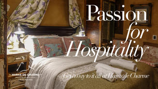 Haras de Charme boutique Hotel, Passion for hospitality