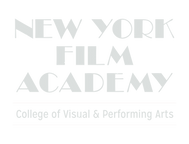 nyfa- New york film academy logo blanco.