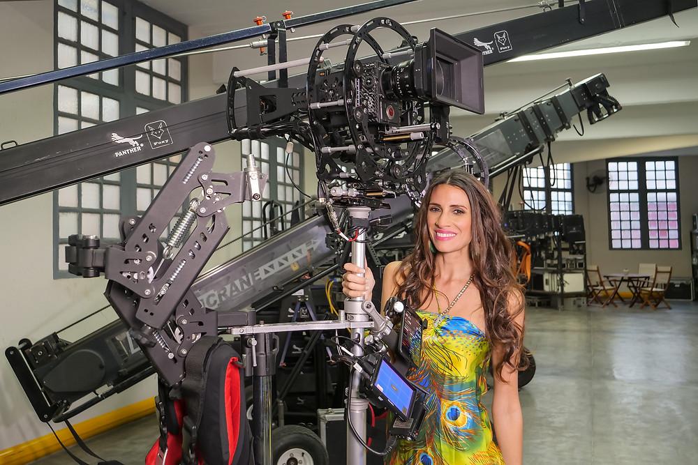 Easy rig vs steadicam Basson Steady 8 axis hyrbrid camera stabilizer