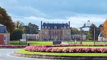 The Château de la Grange