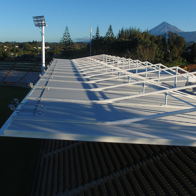 Yarrow Stadium, New Plymouth