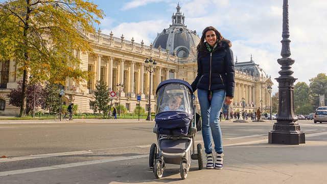 Petit and Grand Palais de Paris