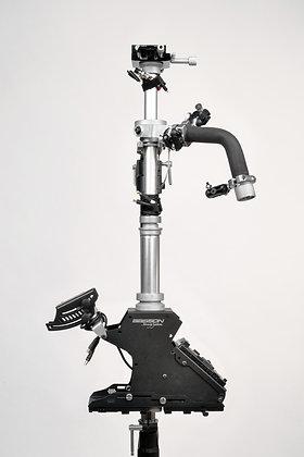 SILVERLIGHT HYBRID READY, Basson Steady Camera stabilizer, payload 3kgs -12,5kgs