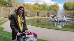 Bosquet de l'Encelade Gardens of the palace of Versailles