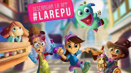 Republica de los niños app
