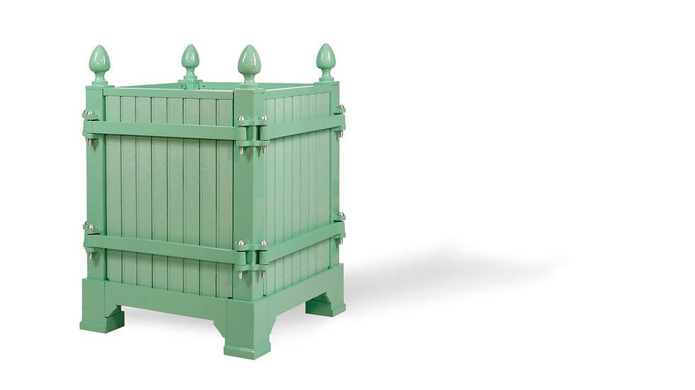 Vert Ladurée Champs Elysées, Versailles planter - Planter boxes