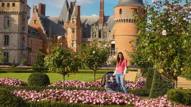 Château de Maintenon gardens