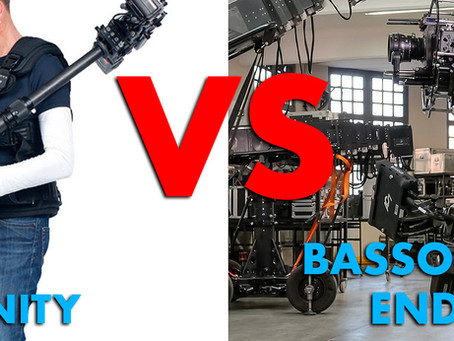Arri Trinity vs Basson Steady Endless 3