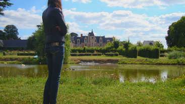 Chateau de Jallanges hotel, Loire Valley France