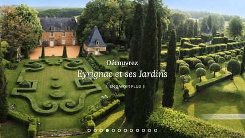 Manoir D'Eyrignac et ses jardins