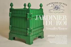 Large planters by Jardinier du Roi