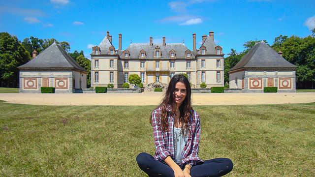 The Château de Bourron is a castle in Bourron-Marlotte, Seine-et-Marne, France