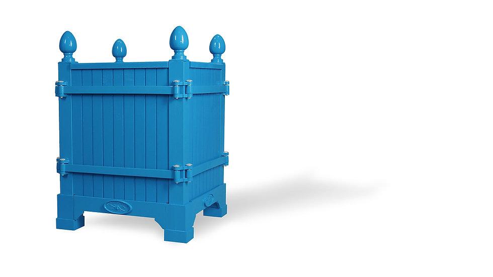 Blue Chateau de Brecy, Versailles planter - Planter boxes