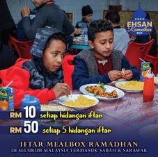 IFTAR MEALBOX DI MALAYSIA