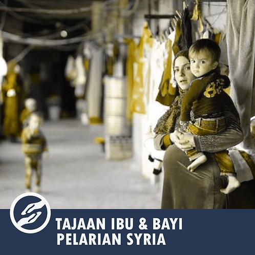 Care For Syria - Pakej Ibu & Bayi