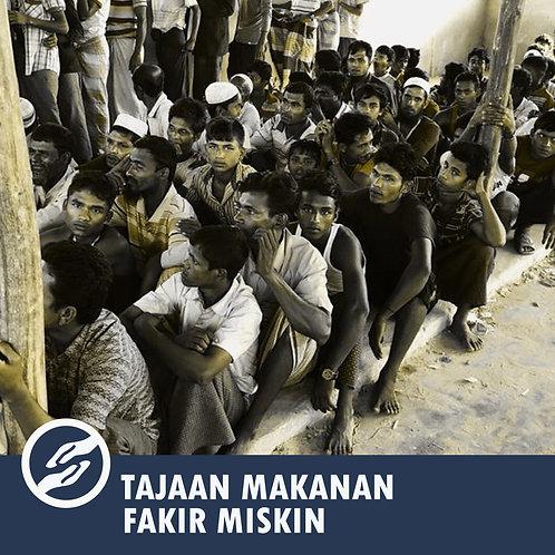 Care For Hunger - Fakir Miskin